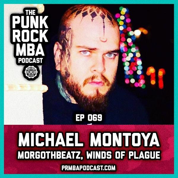 Michael Montoya (Winds Of Plague) Image