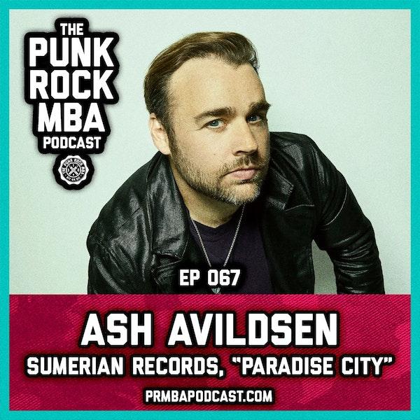 "Ash Avildsen (Sumerian Records, ""Paradise City"") Image"