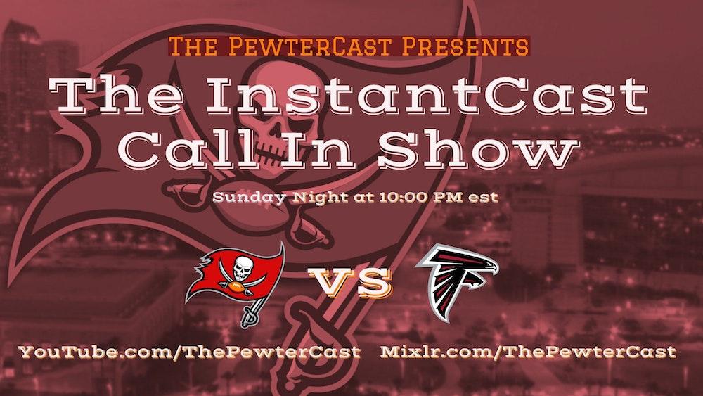 InstantCast Game 16 - Bucs at Falcons