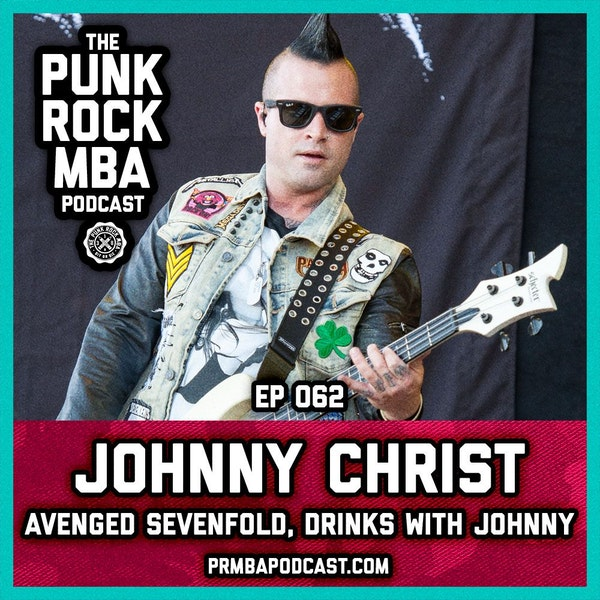 Johnny Christ (Avenged Sevenfold, Drinks with Johnny) Image