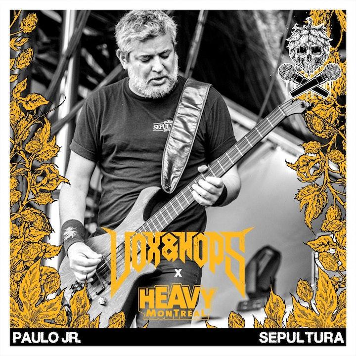 Paulo Jr. (Sepultura)