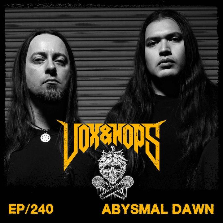Thirsty Thursday LIVE with Charles Elliott & Eliseo Garcia of Abysmal Dawn