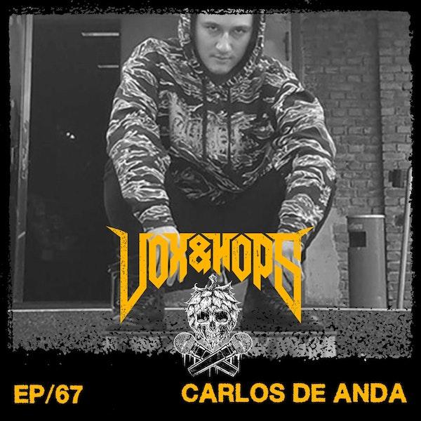 Carlos De Anda (Gloryhole Guillotine)