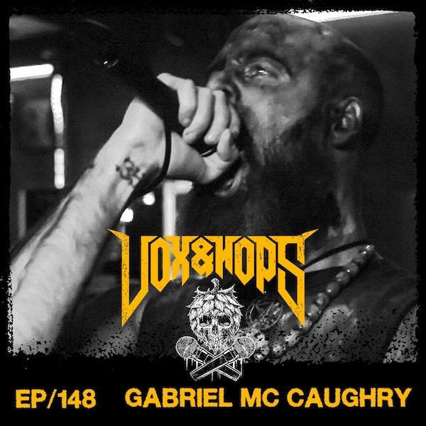 Gabriel Mc Caughry (Blight & Ex-Ion Dissonance)