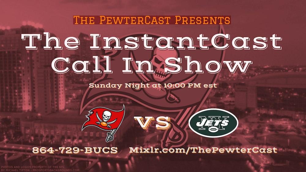 InstantCast Game 9 -  Bucs vs Jets