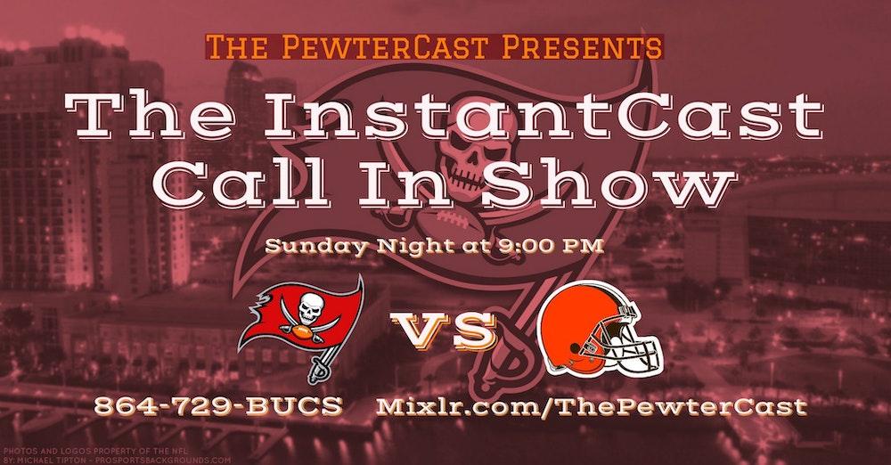 InstantCast PS Game 3 - vs Browns