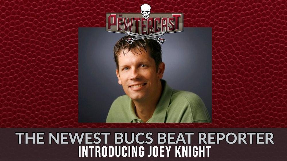 The Newest Bucs Beat Writer: Meeting Joey Knight