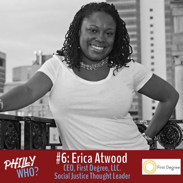 Erica Atwood: Social Justice Thought Leader Image
