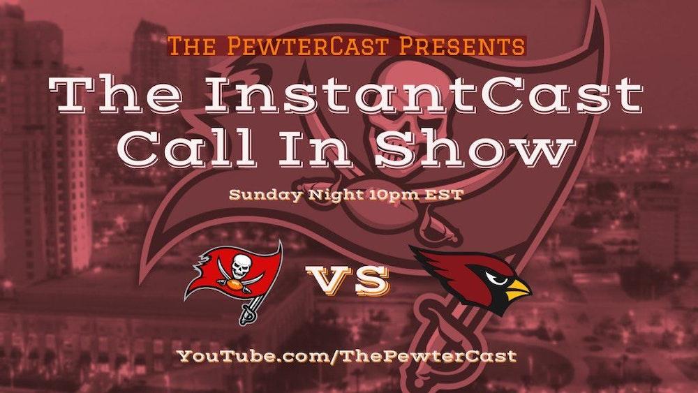 InstantCast Bucs vs Cardinals