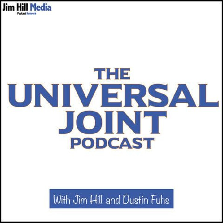 Universal Joint Episode  38: How to stalk a scarecrow at the Universal Orlando Resort
