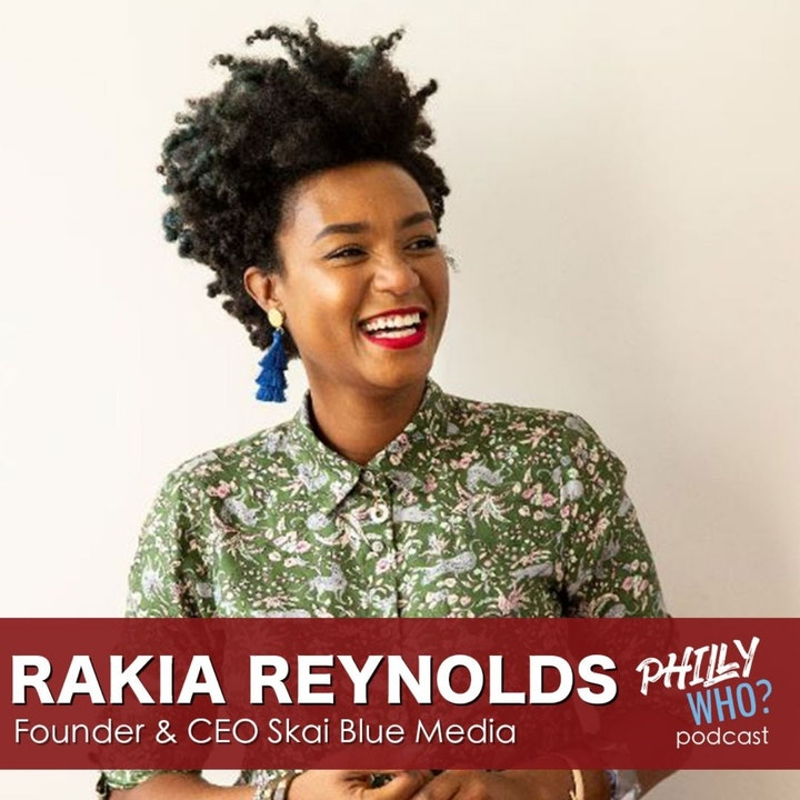 Rakia Reynolds: Helping Serena Williams & Other Celebrities Share Their Stories