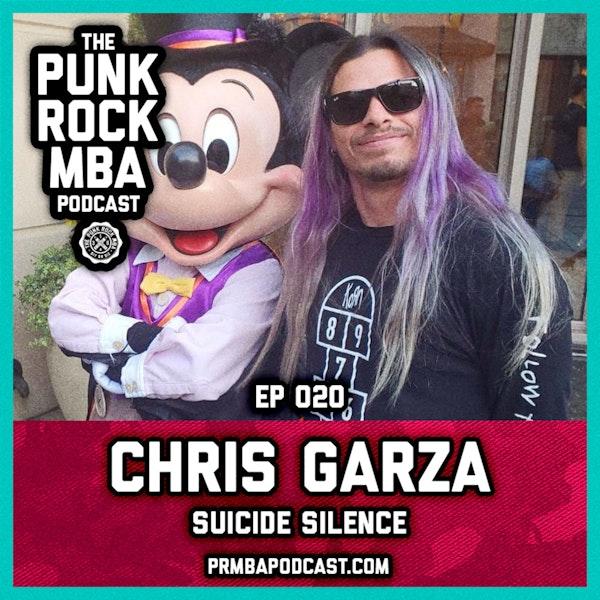 Chris Garza (Suicide Silence) Image