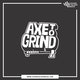 AXE TO GRIND PODCAST Album Art