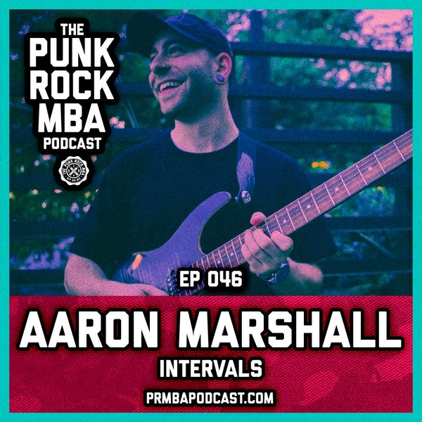 Aaron Marshall (Intervals) Image
