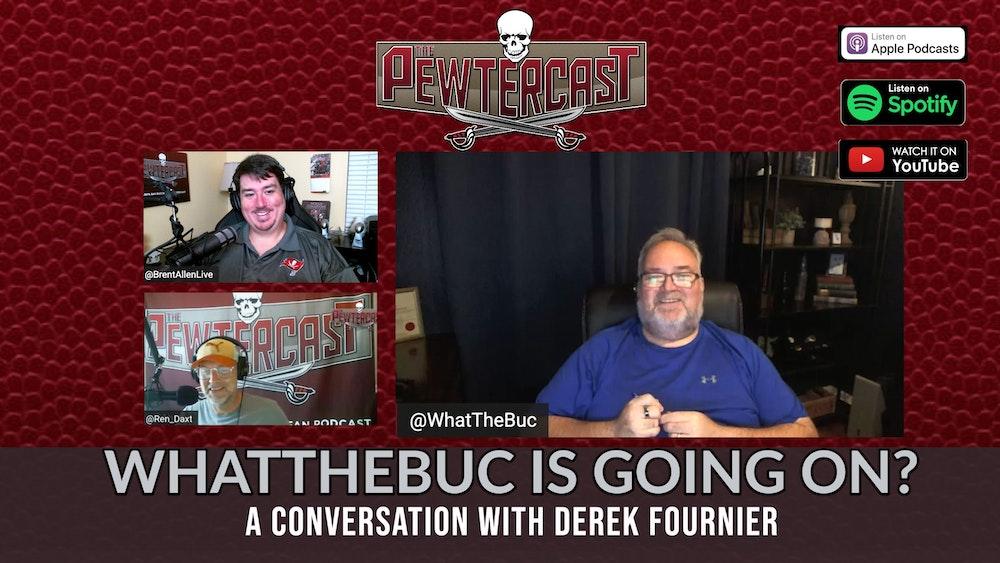 WhatTheBuc is Going On?  A Conversation with Derek Fournier
