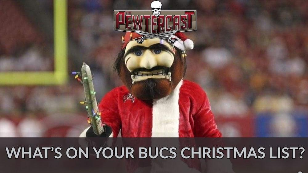 Tampa Bay Buccaneers | What's On Your Buccaneers Christmas Wish List?