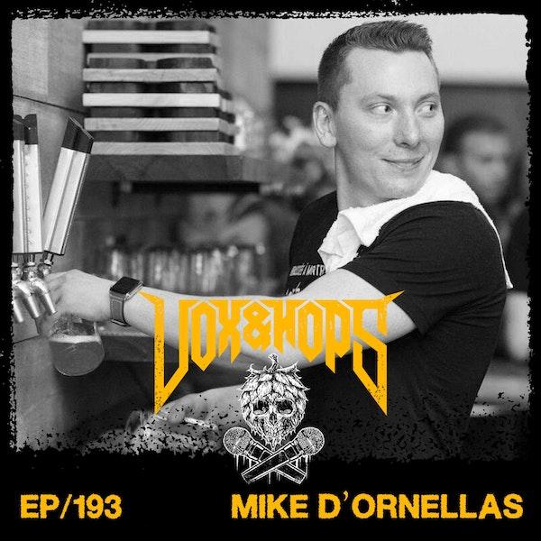 Mike D'Ornellas (Microbrasserie 4 Origines)