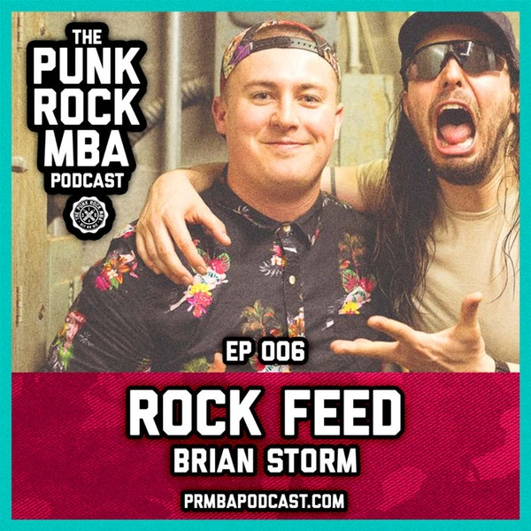 Rock Feed (Brian Storm) Image