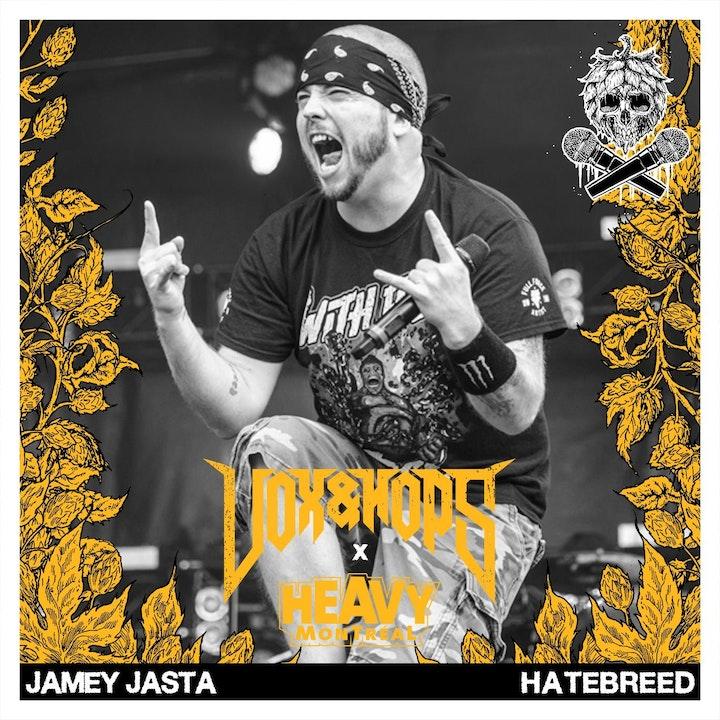 Jamey Jasta (Hatebreed)