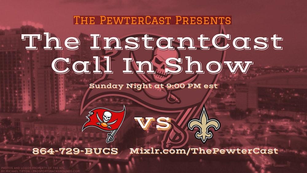InstantCast Game 8 - at Saints
