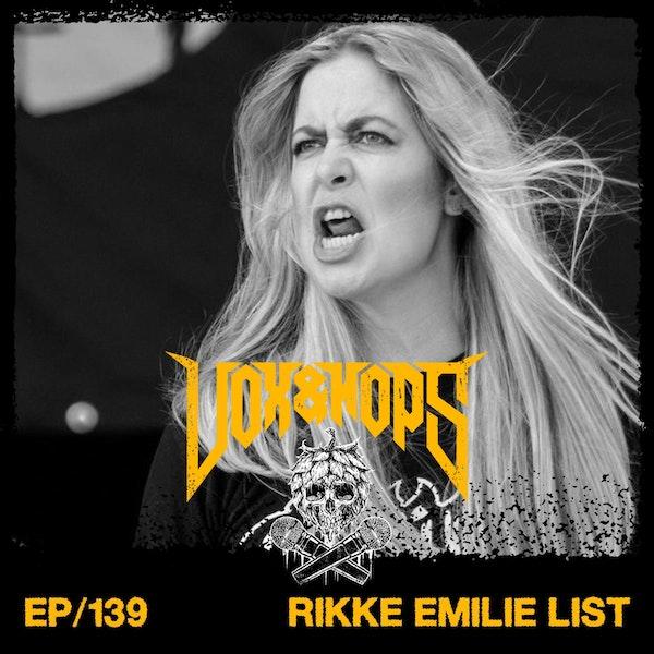 Rikke Emilie List (Konvent)
