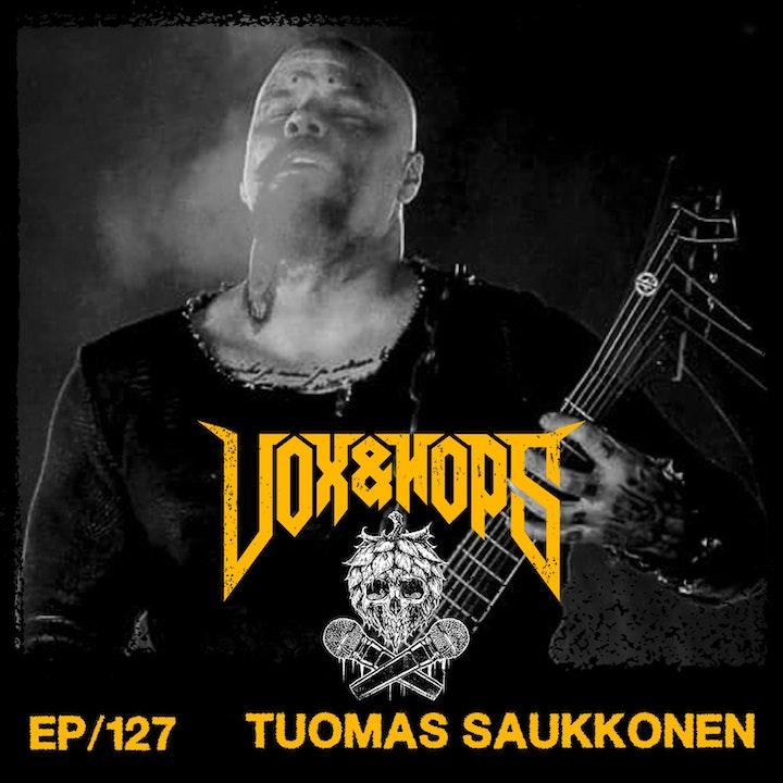 Tuomas Saukkonen (Wolfheart)
