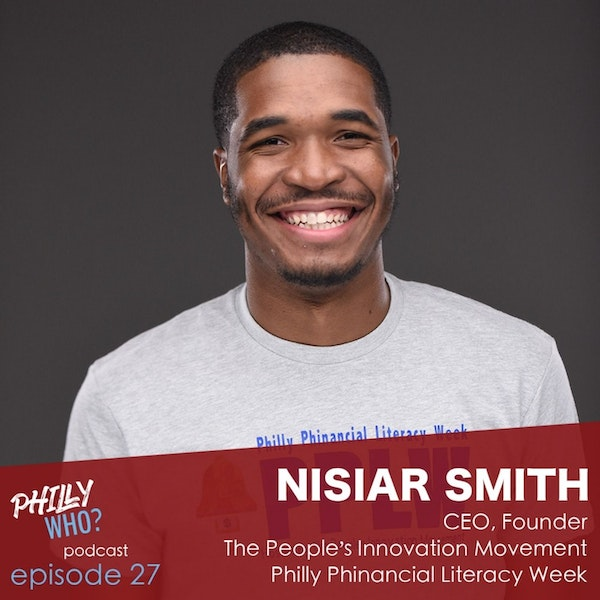 Nisiar Smith: Empowering Philly Through Free Financial Literacy Education Image