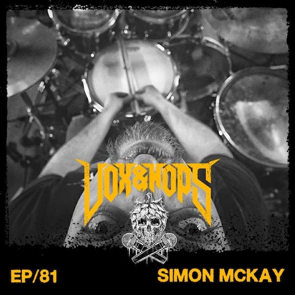 Simon McKay (The Agonist)