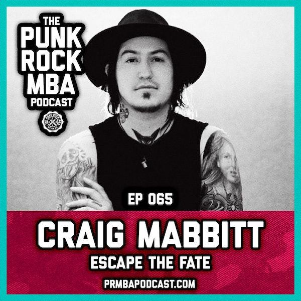 Craig Mabbitt (Escape the Fate) Image