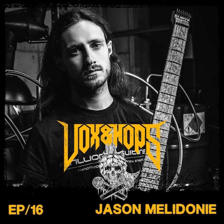 16- Jason Melidonie (Cytotoxin)