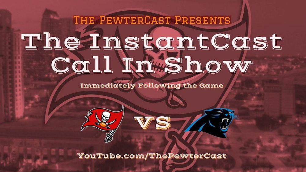 InstantCast - Bucs at Panthers
