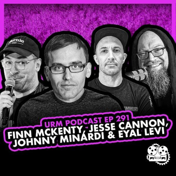 URM Podcast with Jesse Cannon and Johnny Minardi Image