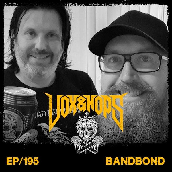 Mattias Lindeblad & Martin Brändström of Dark Tranquillity (Bandbond)