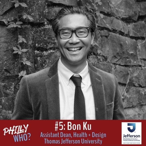 Bon Ku, MD, MPP: The Designer of Health Image