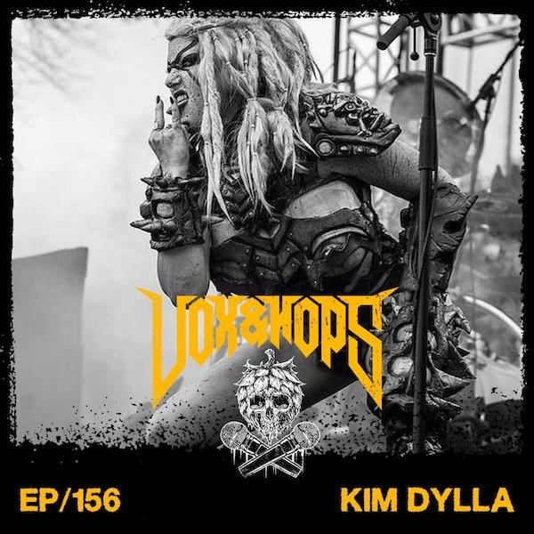 Kim Dylla (Kylla Custom Rock Wear & Ex-GWAR)