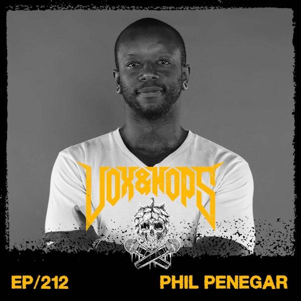 Phil Penegar (The Arson Choir)