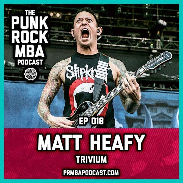 Matt Heafy (Trivium) Image