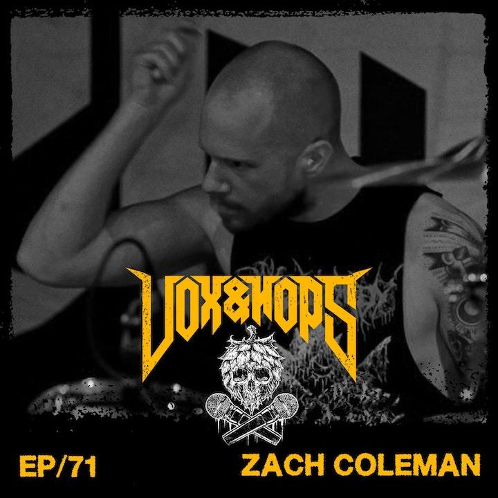 Zach Coleman (Khemmis & TRVE Brewing)