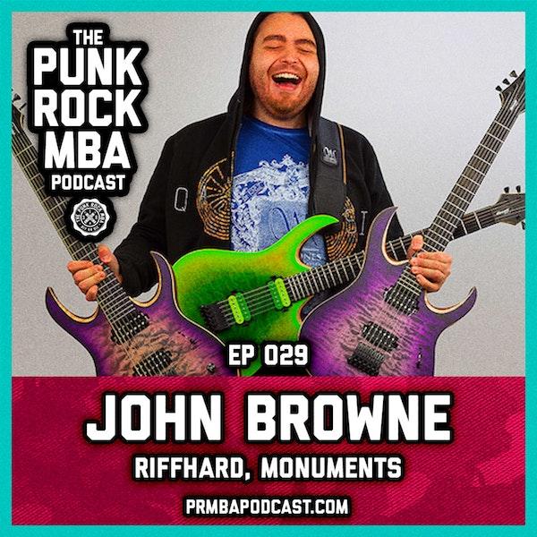 John Browne (Riffhard, Monuments) Image