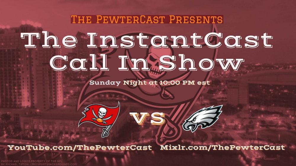 InstantCast Game 02 - Bucs vs Eagles