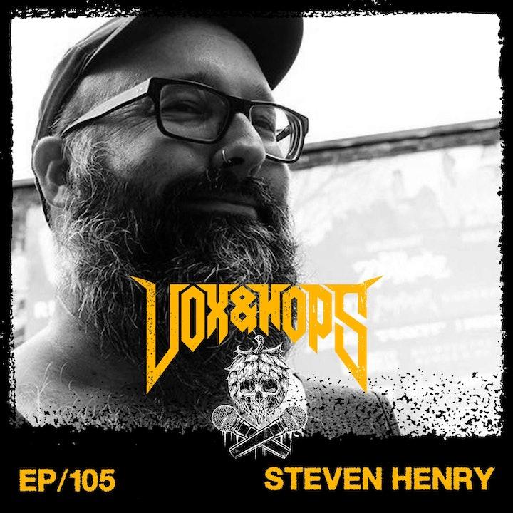 Steven Henry (Urban Aliens & Ex-Neuraxis)