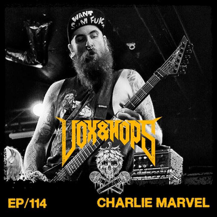 Charlie Marvel (Visceral Disgorge)