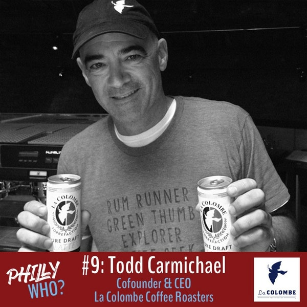 Todd Carmichael Part 2: Reality TV Star & Canned Draft Latte Inventor Image