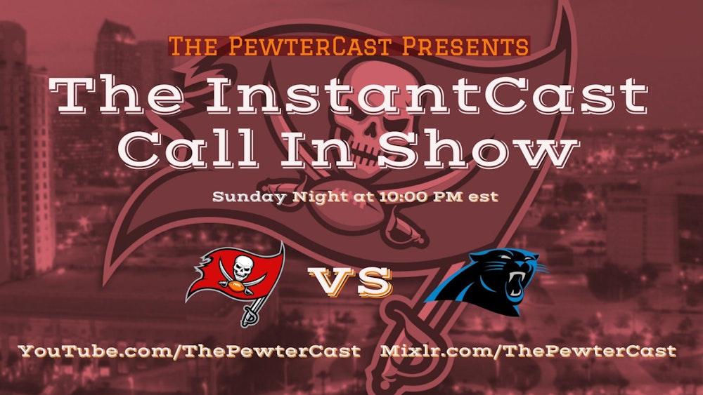 InstantCast Game 12 - Bucs vs Panthers