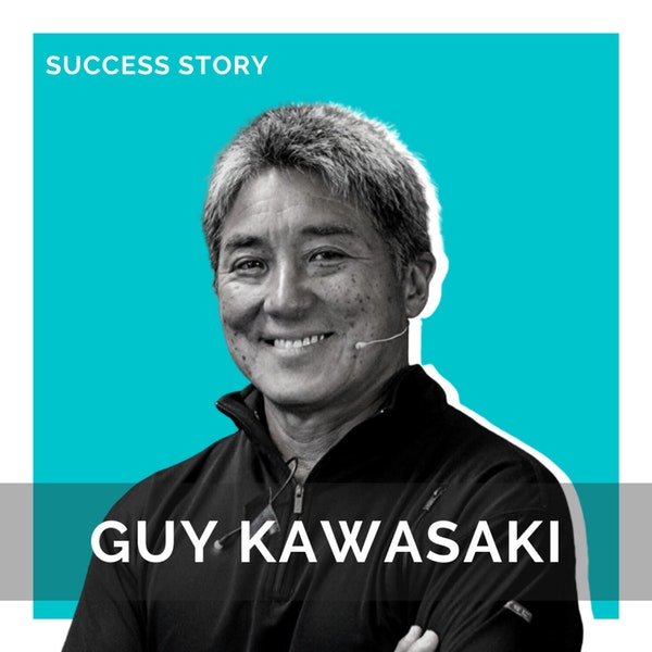 Guy Kawasaki, Chief Evangelist at Canva | Investor, Author, Podcaster | SSP Interview
