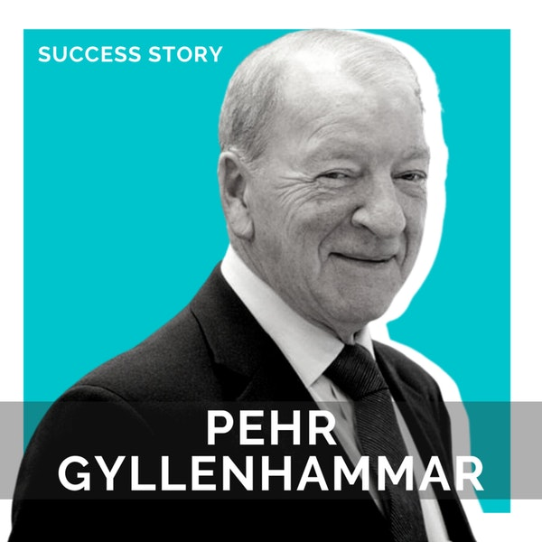 Pehr G. Gyllenhammar, Chairman & CEO Volvo   Reflections on Innovation and Integrity   SSP Interview