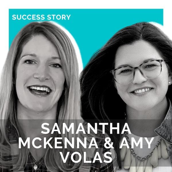 Samantha Mckenna & Amy Volas   A Masterclass In Modern Sales   SSP Interview