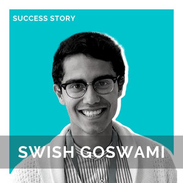 Swish Goswami, CEO of TruFan | Top 20 Under 20, 6x Entrepreneur | SSP Interview