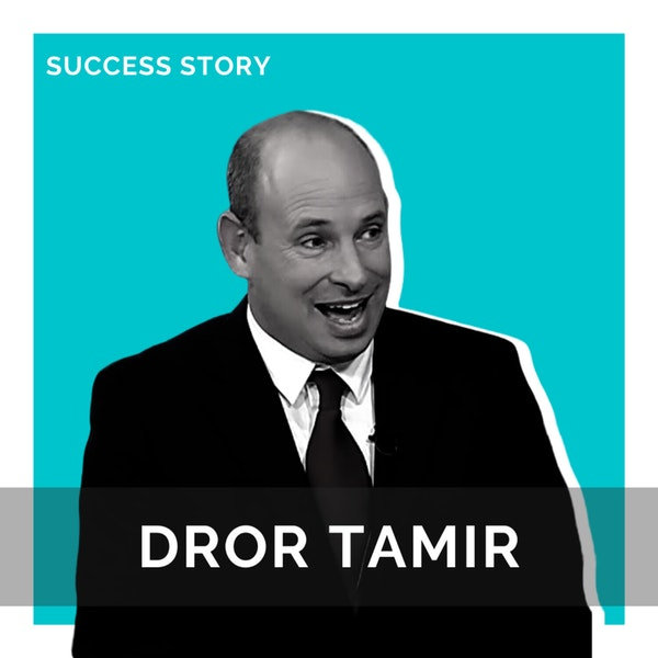 Dror Tamir, CEO of Hagrol Food Tech | Disrupting Food Technology With Grasshoppers | SSP Interview