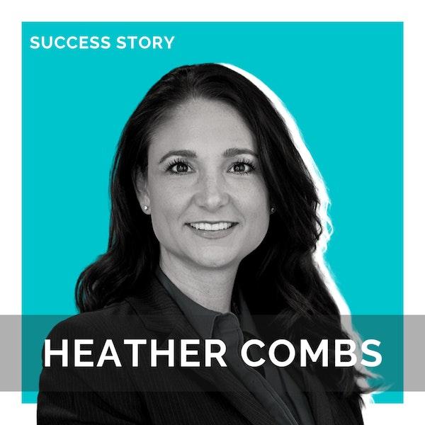 Heather Combs, CRO at 3Pillar | Women In Sales Leadership | SSP Interview